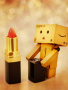 Danbo With Chanel wallpapers
