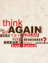 Think Again wallpapers
