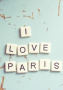 I Love Paris wallpapers