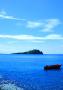 Boat Island IPhone Wallpaper wallpapers