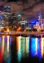 Melbourne Nights Of Colour wallpapers