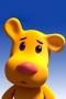 Cute 3D Sad Bears IPhone Wallpaper wallpapers
