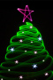 Christmas Green Tree IPhone Wallpaper wallpapers