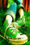 Green Converse IPhone Wallpaper wallpapers