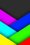 Abstract Color Design IPhone Wallpaper wallpapers