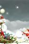 Christmas Snowman IPhone Wallpaper wallpapers