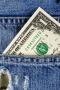 Dollar In Pocket IPhone Wallpaper wallpapers