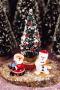 Christmas Tree Santa IPhone Wallpaper wallpapers