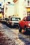 Street Cars Parking IPhone Wallpaper wallpapers
