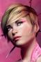 Pretty In Pink Makeup IPhone Wallpaper wallpapers