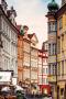 Prague Street Corner IPhone Wallpaper wallpapers