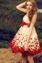 Rose Petal Girl Skirt IPhone Wallpaper wallpapers