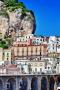 Nice City Positano IPhone Wallpaper wallpapers