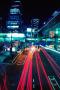 Roads Neon Night IPhone Wallpaper wallpapers