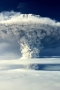 Volcanic Cloud IPhone Wallpaper wallpapers