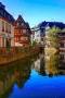 Strasbourg Corner City IPhone Wallpaper wallpapers
