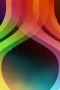 Rainbow Shine Hole IPhone Wallpaper wallpapers