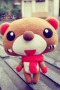 Cute Teddy Bear IPhone Wallpaper wallpapers