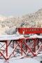 Winter Japan Railways IPhone Wallpaper wallpapers