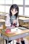 Anime School Girl IPhone Wallpaper wallpapers