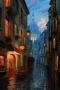 Alone Street Eugeny Lushpin IPhone Wallpaper wallpapers