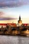 Beautiful Prague Bridge IPhone Wallpaper wallpapers