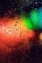 Rainbow Drop Screen IPhone Wallpaper wallpapers