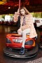 Bumper Car & Beauty IPhone Wallpaper wallpapers