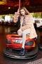 Bumper Car & Beauty IPhone Wallpaper wallpapers