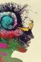 Arts Abstract Girl Design IPhone Wallpaper wallpapers