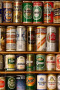 Beer Cans Cupboard IPhone Wallpaper wallpapers
