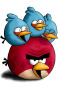 Happy Angry Birds IPhone Wallpaper wallpapers