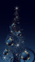 Happy Christmas Tree IPhone Wallpaper wallpapers