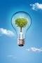 Inside Bulb Tree 3D IPhone Wallpaper wallpapers