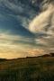 Storm Field Nature IPhone Wallpaper wallpapers