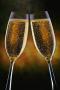 Wine Toss Bubbles IPhone Wallpaper wallpapers