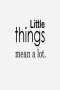 Little Things IPhone Wallpaper wallpapers