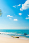Tropical Sunshine Beach Nature IPhone Wallpaper wallpapers