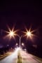 Night Street Road Lights Beauty IPhone Wallpaper wallpapers