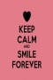 Keep Calm Smile Always IPhone Wallpaper wallpapers