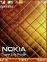 Nokia Gold Nokia Theme Free Mobile Themes