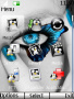 Blue Eyes Theme themes