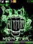Monster Energy Theme themes