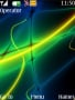 Abstract Colour Lines Theme themes