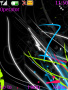 Abstract Colors Theme Free Mobile Themes