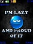 I M Lazy Theme Free Mobile Themes