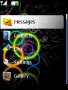 Colorful Circles Nokia Theme themes
