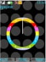 Rianbow Clock themes