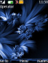 Blue Abstract Free Mobile Themes
