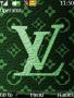 Green Louis Vuitton themes
